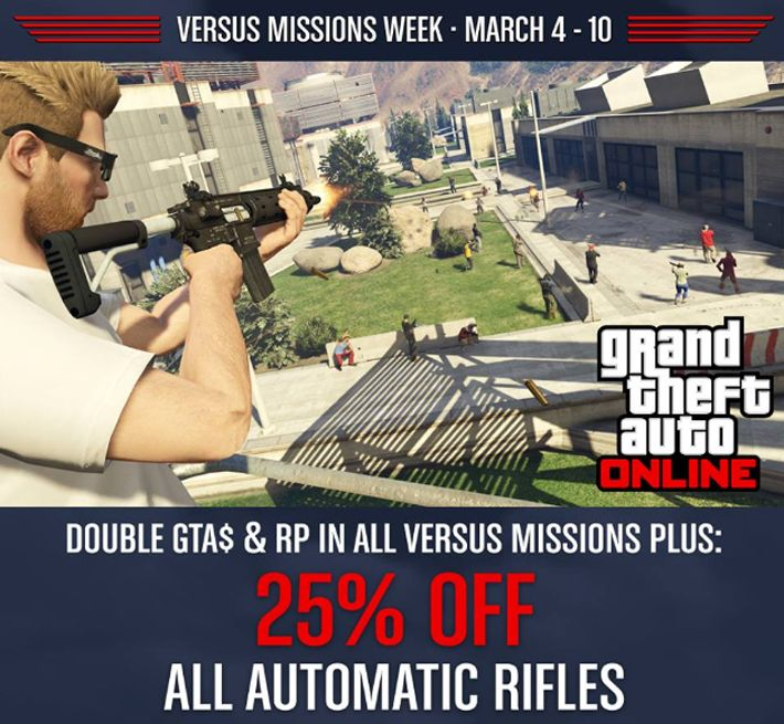 'GTA 5 Online' DLC March Update Released This Week? Details Here - http://www.australianetworknews.com/gta-5-online-dlc-march-update-released-this-week-details-here/