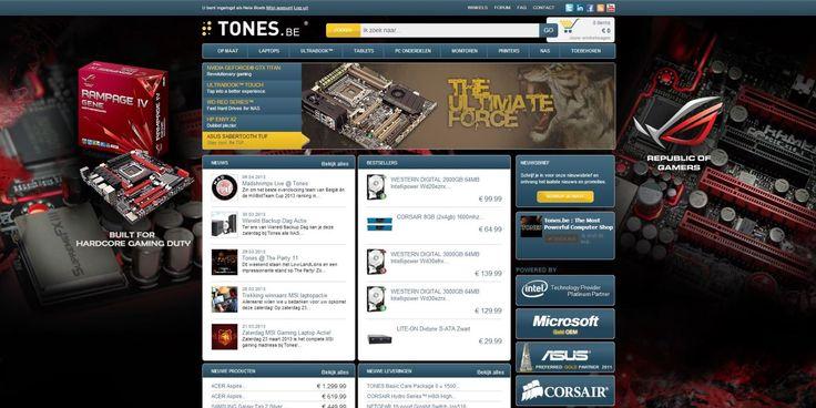 Asus RoG Rampage IV Gene Motherboard skin for Tones.be.