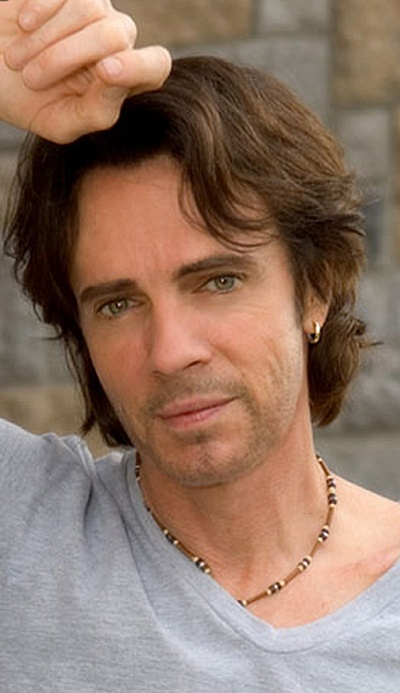 Rick Springfield...had to throw this one in. Lots and lots of shades of grey with this one.