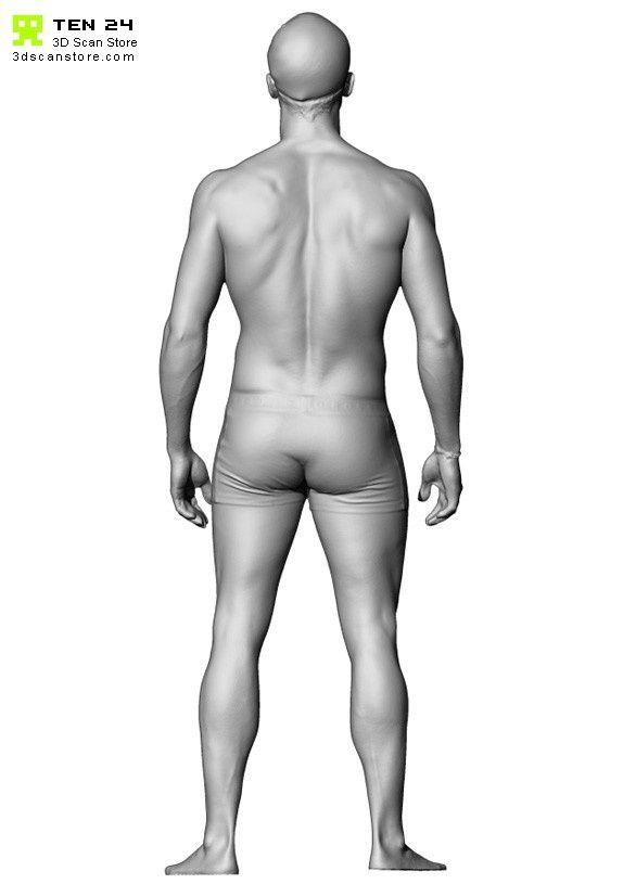 Ct full body scans naked