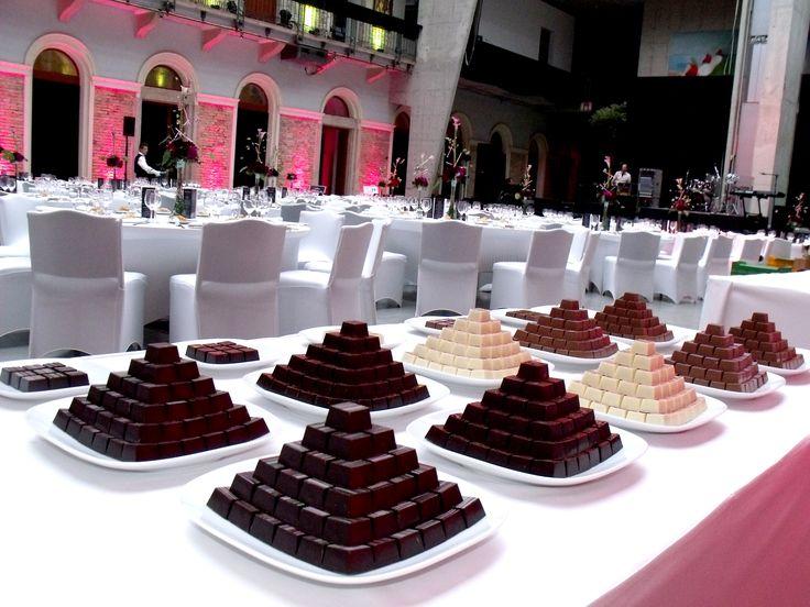WAM Design Centre Budapest 2014  beautiful place, beautiful chocolate