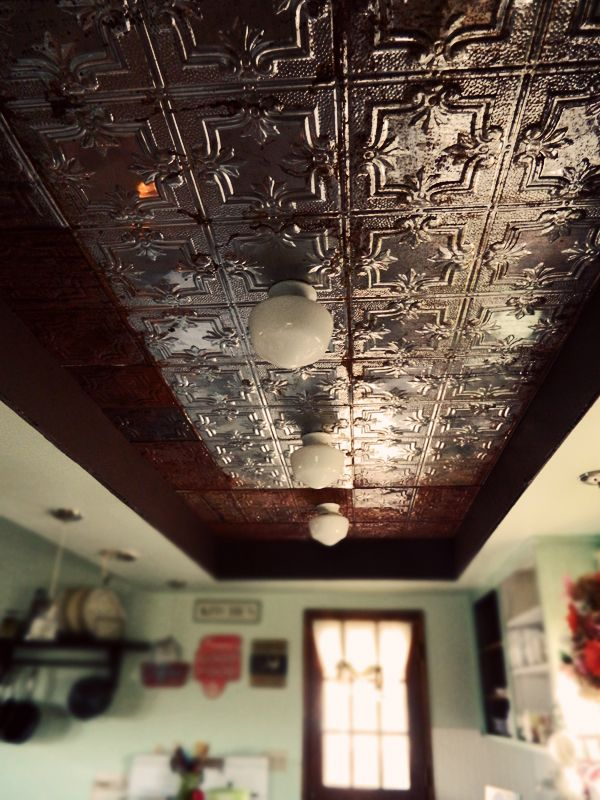 eclectic lighting fixtures. diy colander light fixture and ceiling would do in silver tiles eclectic lighting fixtures