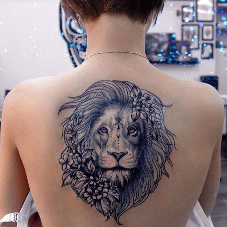 Les 25 meilleures id es de la cat gorie tatouage lion sur for Small ass tattoos