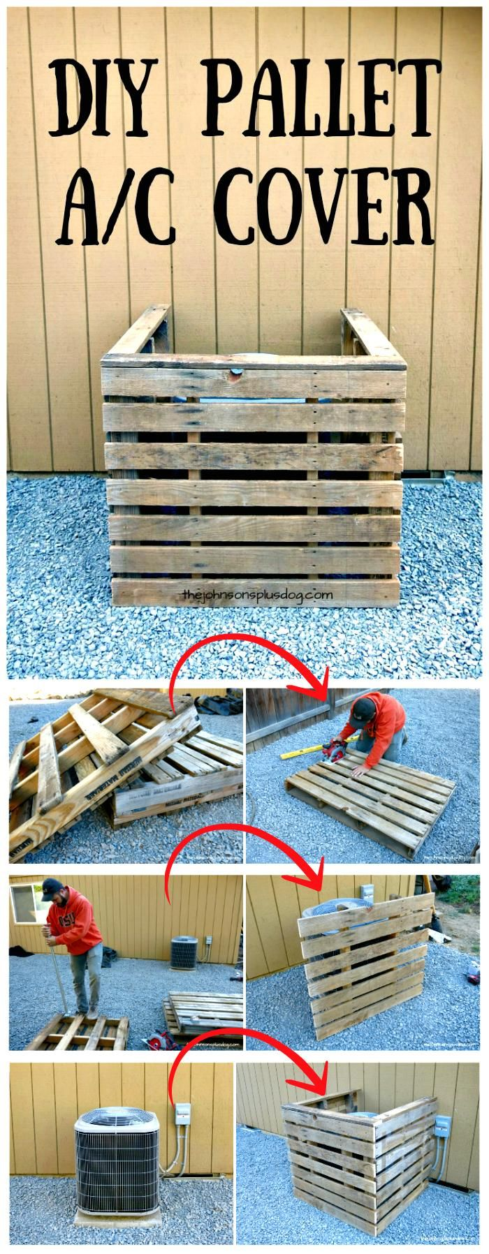 150 Best DIY Pallet Projects and Pallet Furniture Crafts - Page 75 of 75 - DIY & Crafts