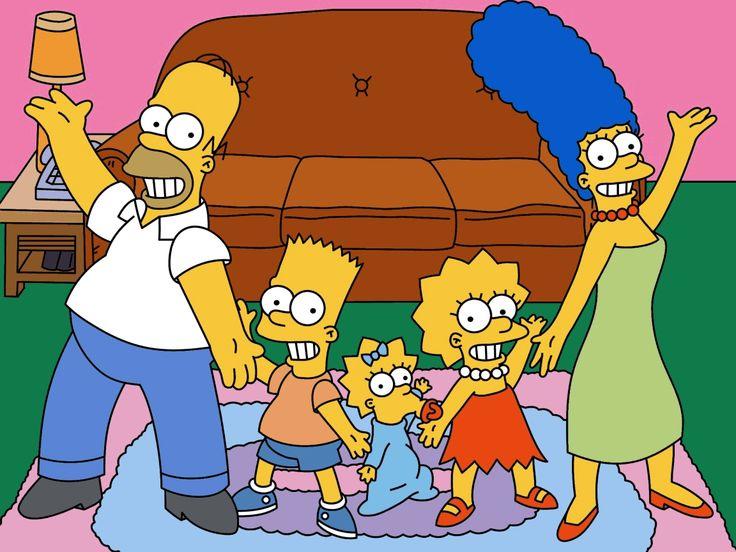 The Simpsons (1990-...) created by Matt Groening