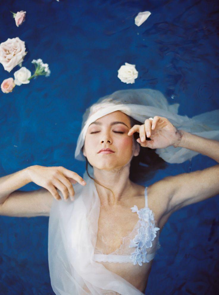 Elegant Tropical Boudoir Photoshoot - Utterly Engaged