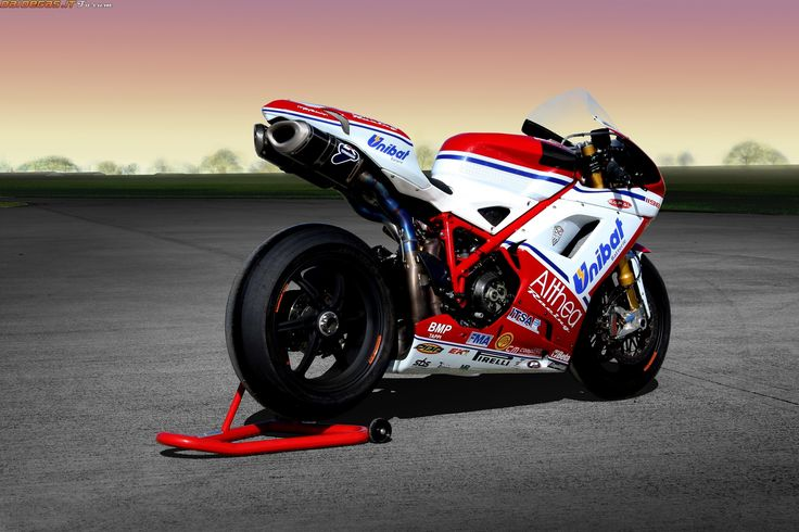 Ducati 1198s Racing Sport Bike: Le SUPERBIKE Raccolta Foto Gallery