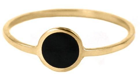 Like a black hole. FOR YOUR FINGER.