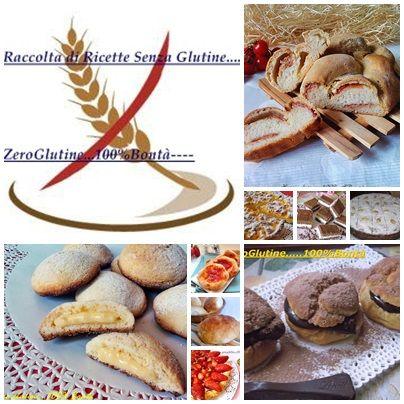 Raccolta di Ricette Senza Glutine Gratis