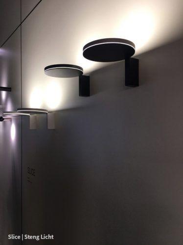 #slice #steng #lighting #wandlamp #newproducts #lightandbuilding2018