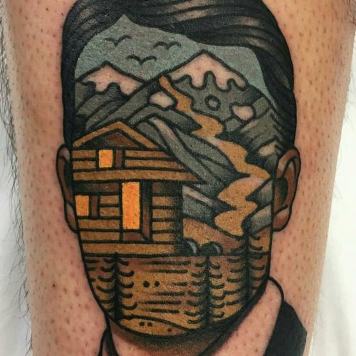 #tattoo by Aaron Ashworth