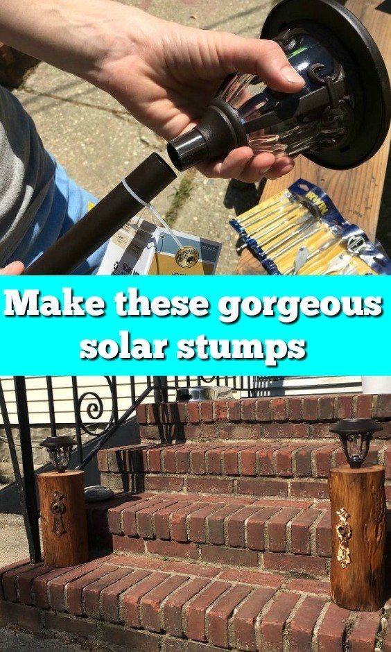 17 Best ideas about Solar Lights on Pinterest Back deck decorating, Diy yard decor and Outdoor ...