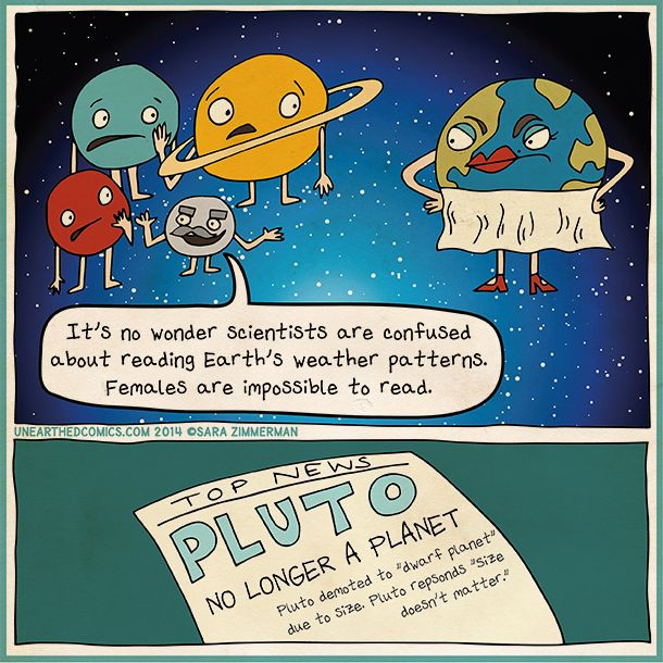Planet Pluto Funny - Pics about space