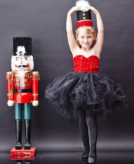 Nussknacker Kostüm selber machen | Kostüm-Idee zu Karneval, Weihnachten, Halloween & Fasching