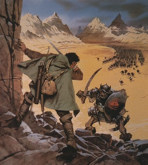 angus mcbride middle earth - Bing Images
