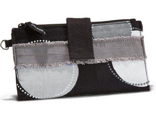 awesome Thirty One Retro Metro Wallet Black Happy DOT  #Black #Happy #Metro #Retro #Thirty #Wallet