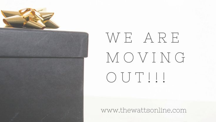 We moved into our first home! It's been quite a while since i last submitted a blog post, and the reason is because we have been pretty busy moving.