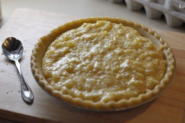 Luby's Cafeteria Hawaiian Pie Recipe