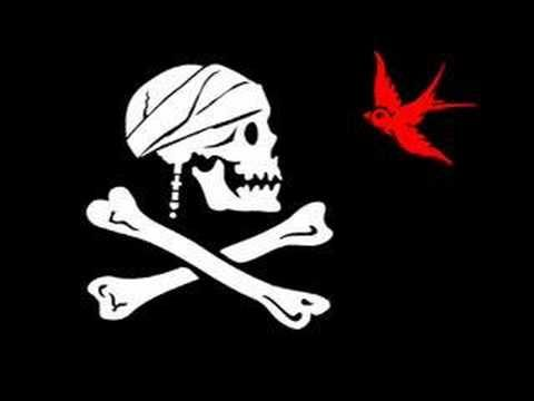 Pirate flags - Jack Sparrow