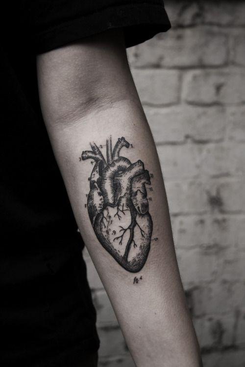 Illustration black inked tattoo heart ink tattooed blackwork tattooist black tattoo guys with tattoos black work tattooed guys anatomical heart tattooed men heart tattoo inked guys anatomical heart tattoo tattooer black tattoos cool tattoos alex bawn alex bawn tattoo alexandra bawn Alexandta Bawn Tattoo
