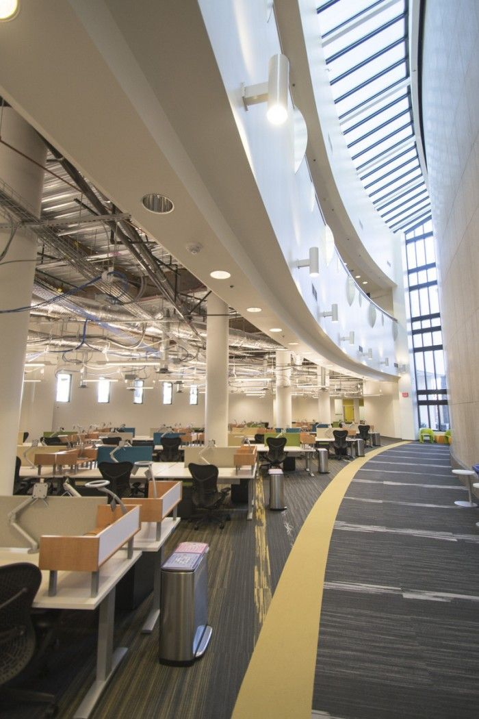 The New Zappos Downtown Las Vegas Headquarters #office ...