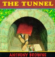Once upon a time there lived a sister and brother who were not at all alike. They fought and argued all the time. Then one morning they discovered the tunnel and everything changed......