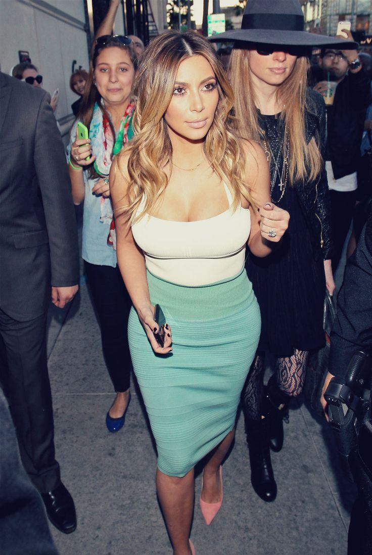 130 best Kim Kardashian images on Pinterest | Kardashian style ...