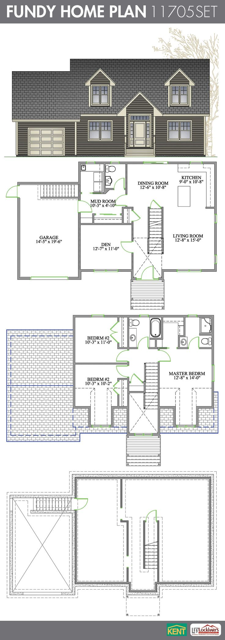 10 best images about round 3 on pinterest house plans for Cape cod house plans open floor plan