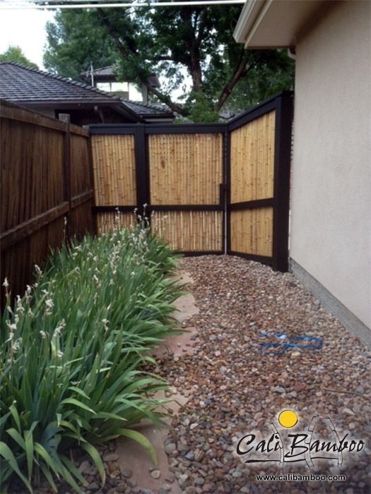 Nj Bamboo Landscaping: 93 Best Images About Bamboo Fencing On Pinterest