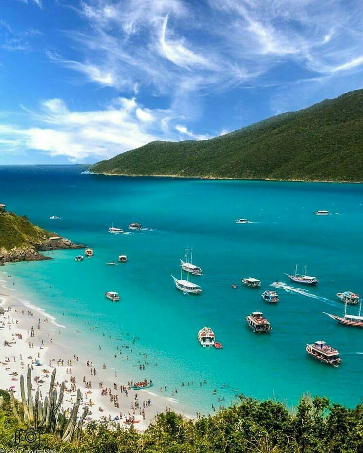 Prainhas do Pontal. Arraial do Cabo - RJ, Brasil