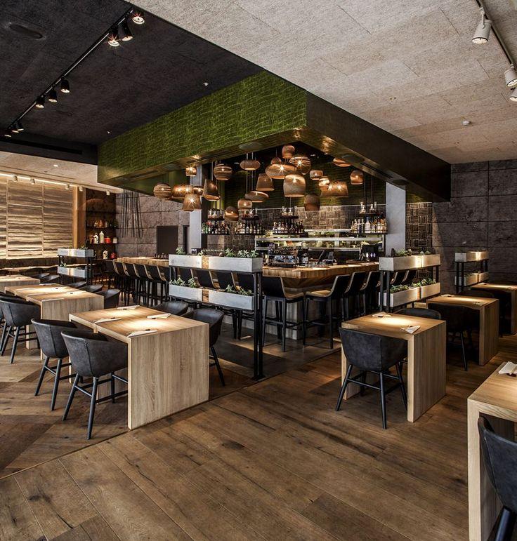 59 best Restaurants images on Pinterest   Restaurant interiors ...