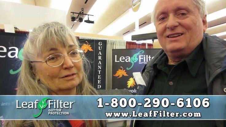 'LeafFilter works wonderfully' | LeafFilter Gutter Guard Reviews | Leaf ...