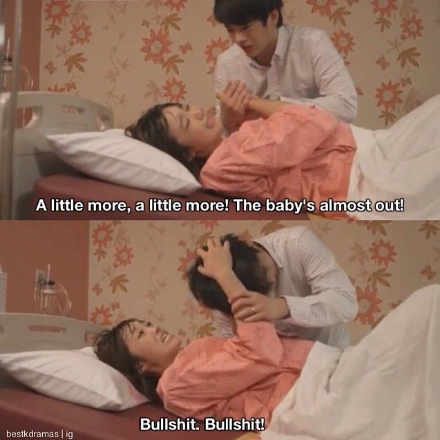 Ahahah, *laughs now because that'll probably be me*. - Reply 1997
