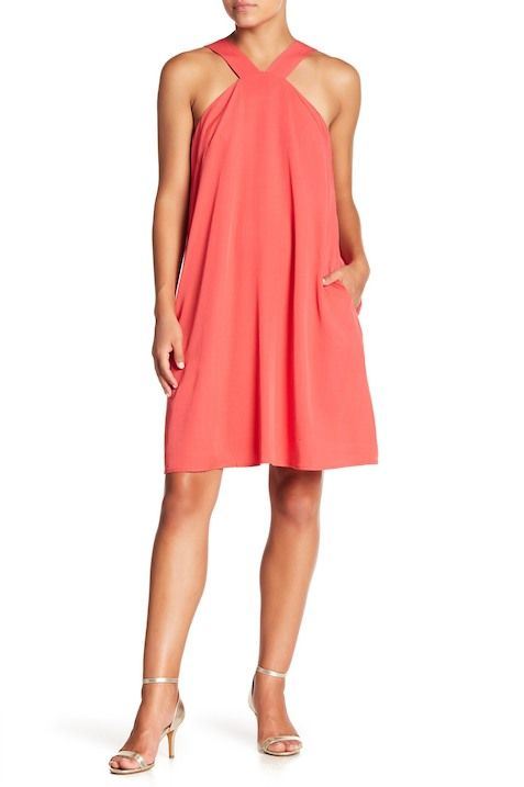 7b5017ff8 Pocket A-Line Shift Dress | Women's Dresses in 2018 | Pinterest ...