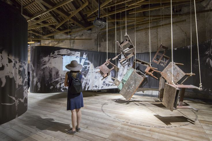 Gallery of Our Amazon Frontline: Inside Perú's Pavilion at the 2016 Venice Biennale - 10