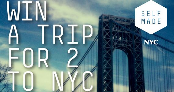 Win a Trip to New York City with Bench