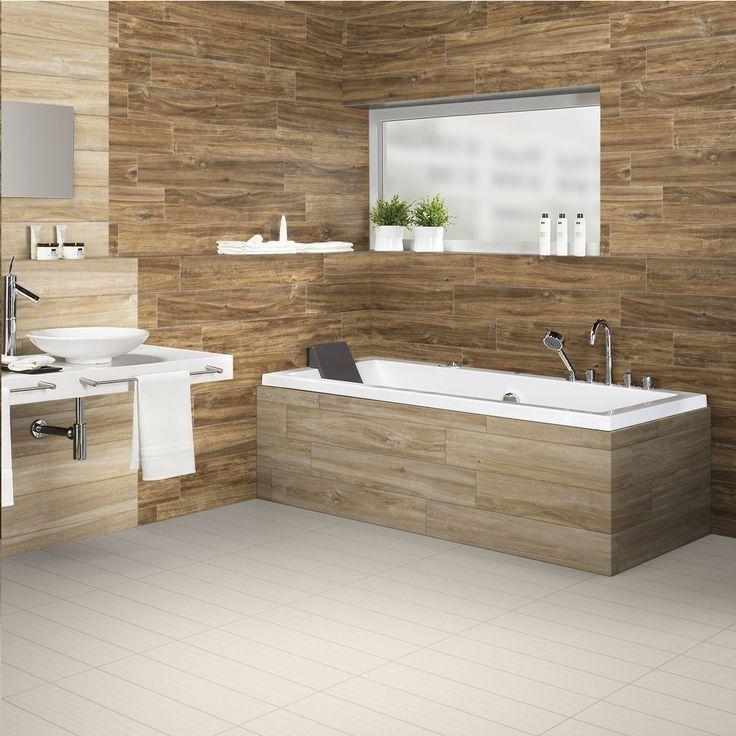 Point P Carrelage Salle De Bain Decor Wood Bathroom