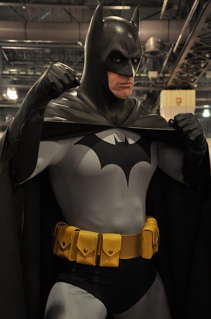 I'm Batman by paulv70, via Flickr