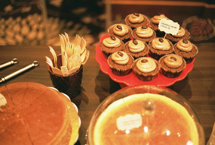 coffee sweets @ Coffeefest Slovakia 2013 #kavomilci #coffeelovers #cupcakes #foodlovers