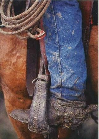 muddy cowboy boots photography - Google Search