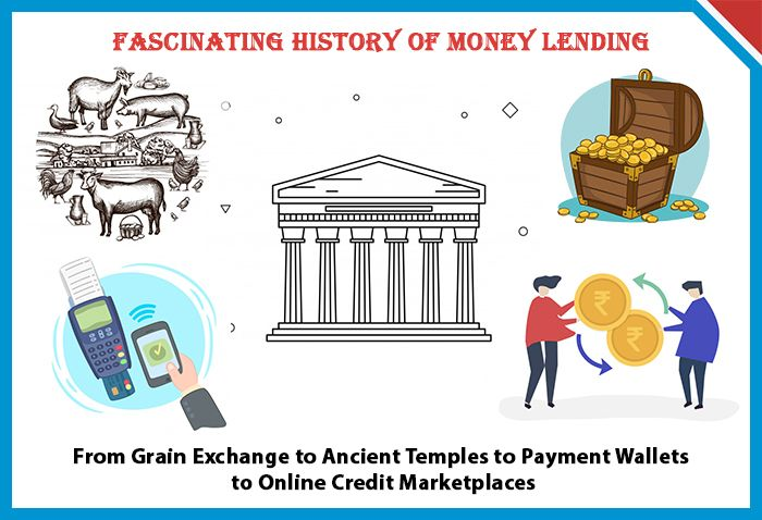 The Practice Of Lending And Borrowing Is As Old As The Invention Of Money The History Of Borrowers Lender Shows The Strin Money Lending Lending The Borrowers
