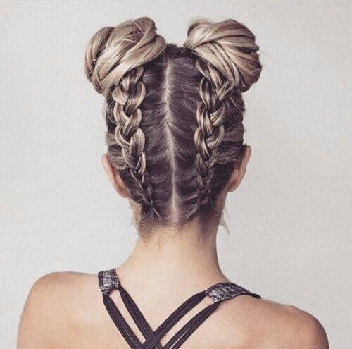 Peinados #colors #L4L #tagforlikes