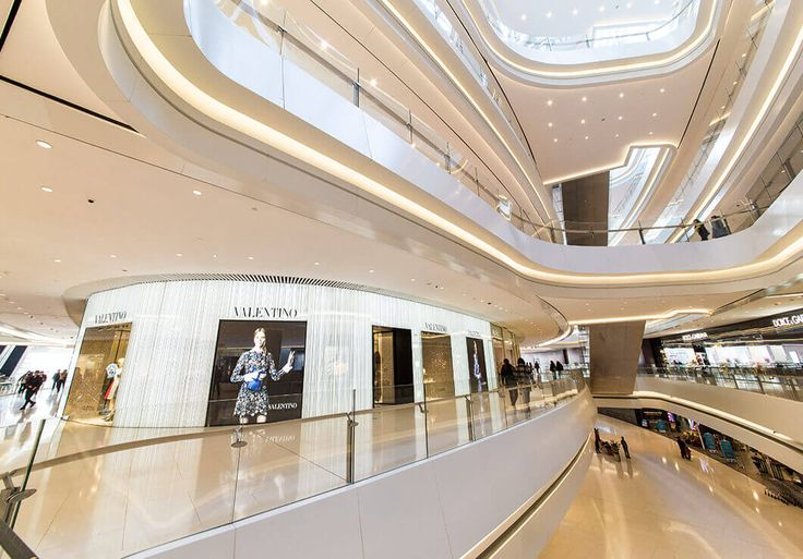Center 66 | Aedas | Architecture | Mixed-use | Wuxi, PRC
