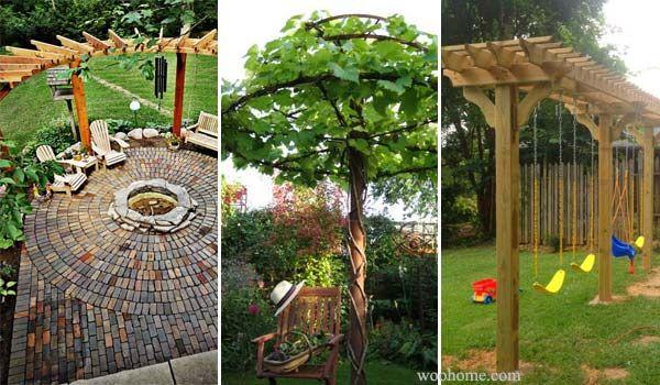 DIY-Backyard-Pergola-WooHome-0