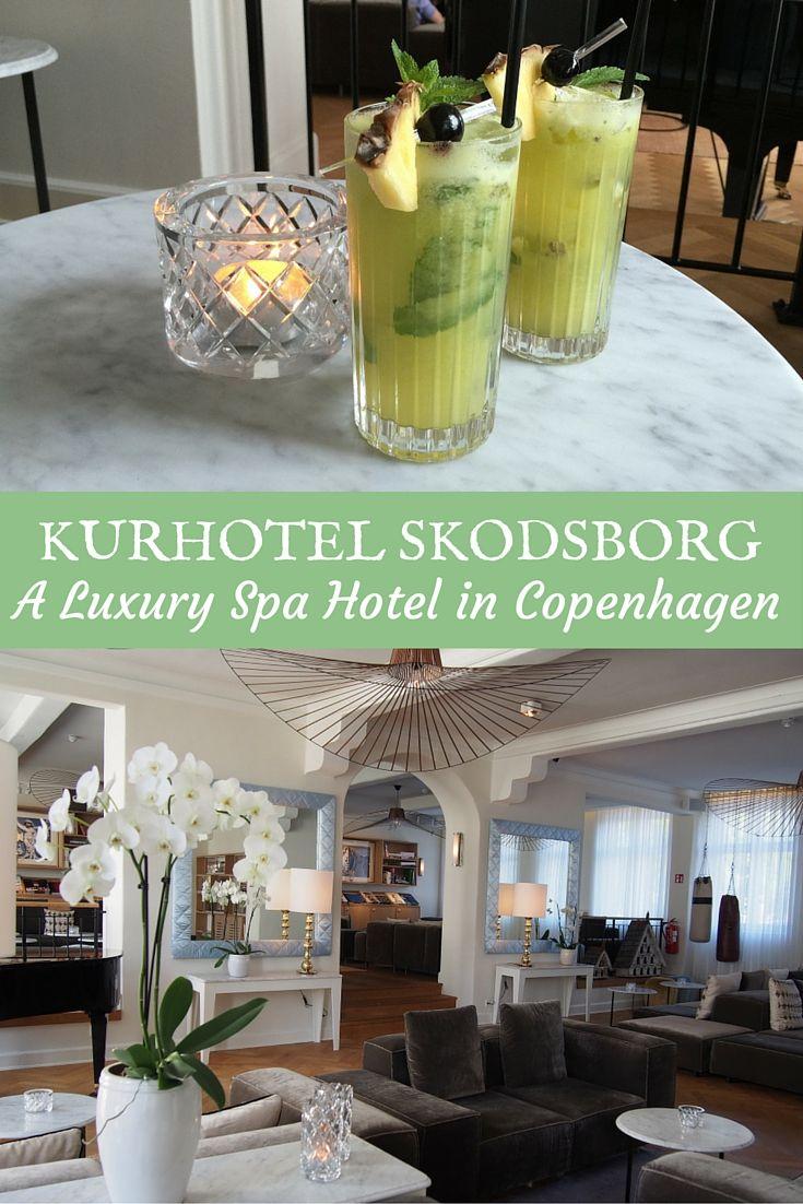 Read about Kurhotel Skodsborg, a luxury spa hotel in Copenhagen