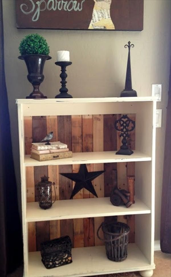 Pallet   Ideas     amp  and Great Pallets Before womens After    black Bookshelves     Bookshelves free Projects