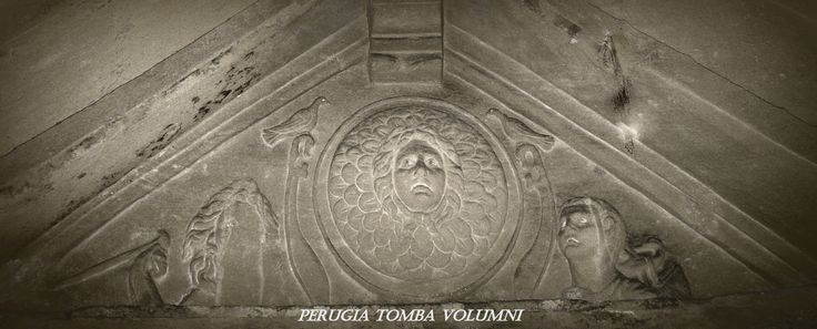 Perugia-Volumni's Tomb
