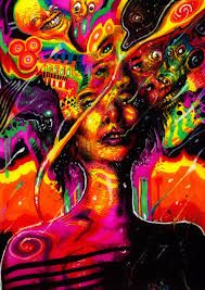 arte psicodelico tumblr - Buscar con Google
