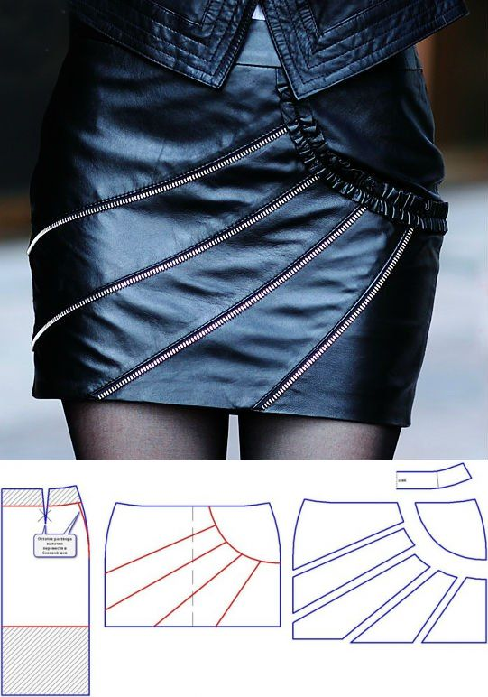 Skirt design...♥ Deniz ♥