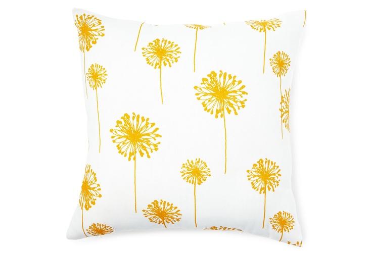 Poppy Outdoor Pillow